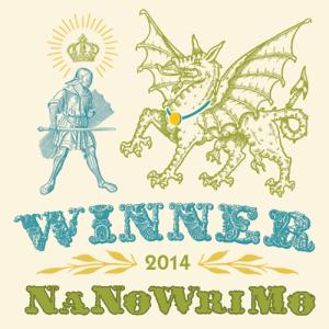 nanowrimo winner logo